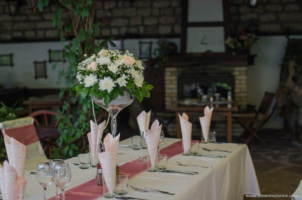 сватбен ден комплекс барите