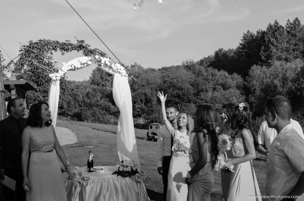 сватбена фотосесия комплекс барите