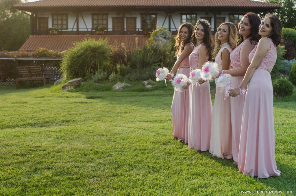 сватба в комплекс барите варна