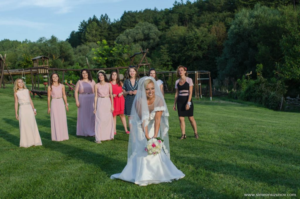 най-добрият сватбен фотограф варна