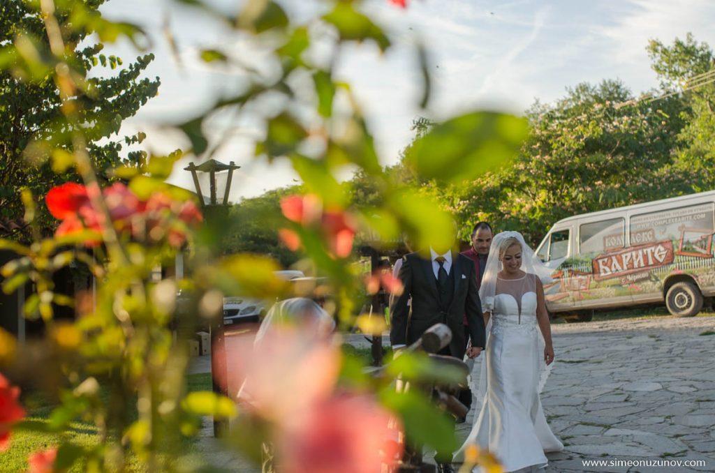 сватба в комплекс барите