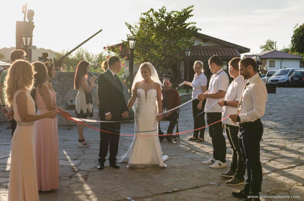 сватбен ритуал комплекс барите варна