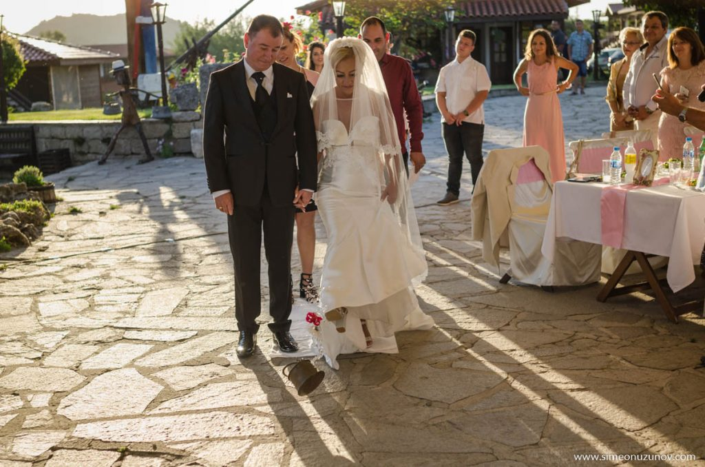сватбени снимки комплекс барите