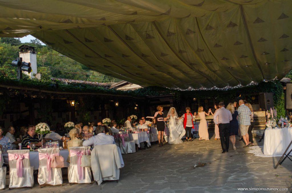 фотозаснемане на сватба варна барите