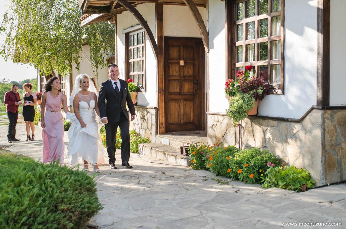 сватбена фотосесия барите варна