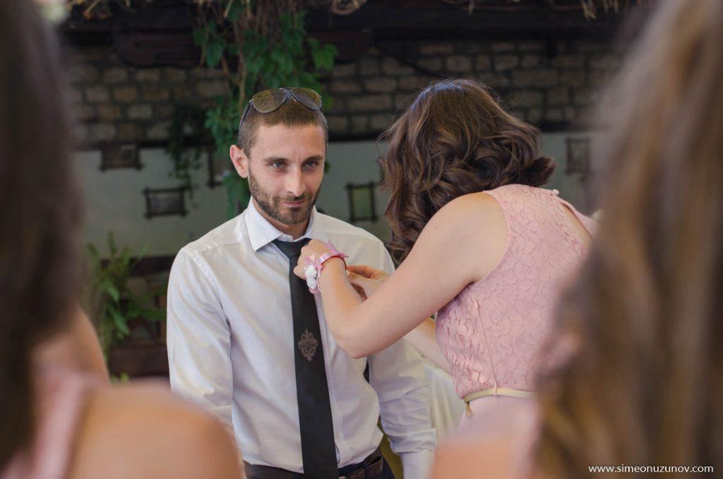 сватба в барите