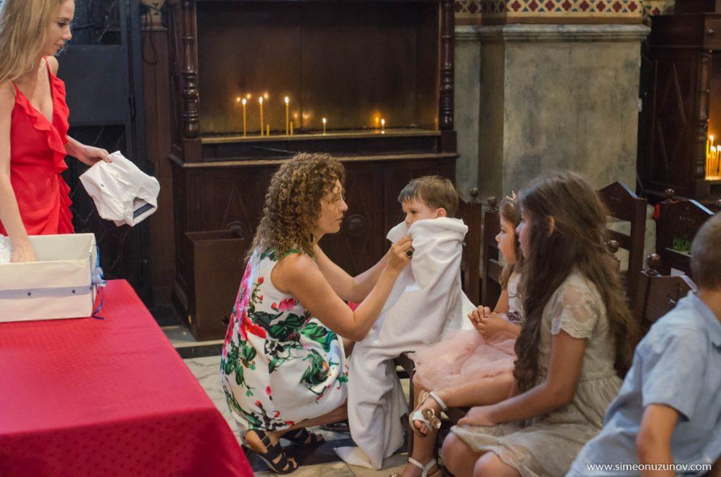 добър детски фотограф за кръщене