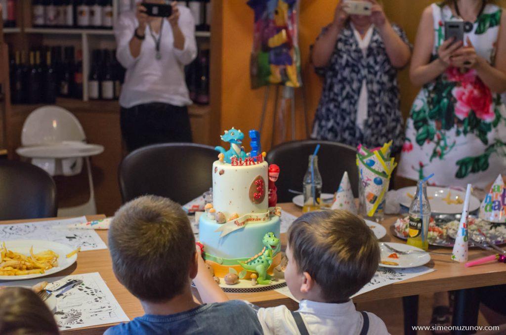 фотосесия детски рожден ден варна