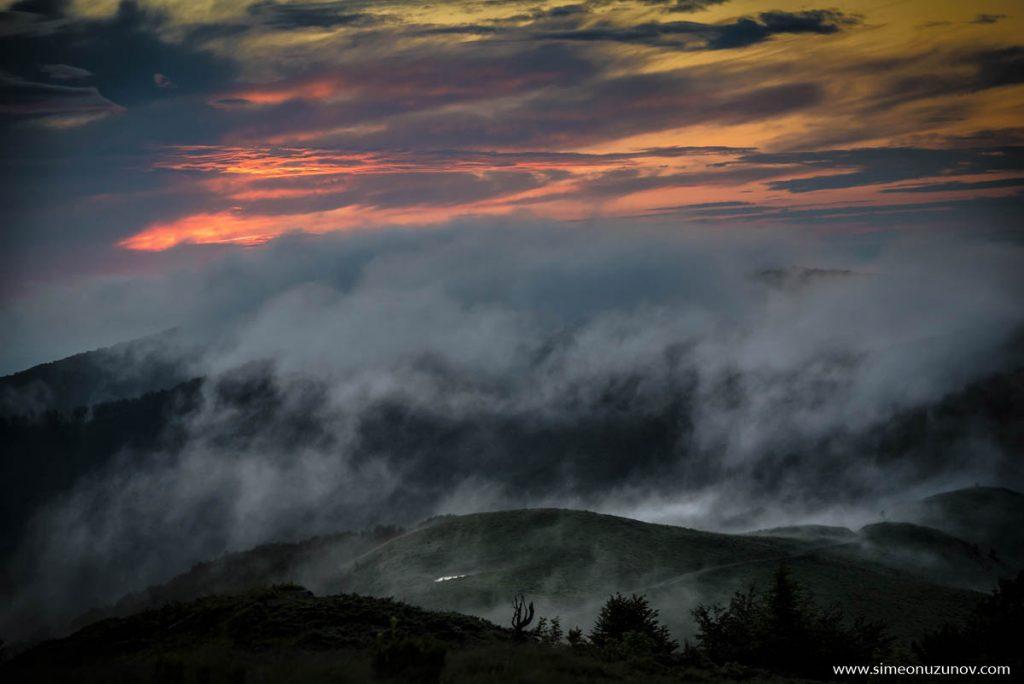 снимки по изгрев стара планина
