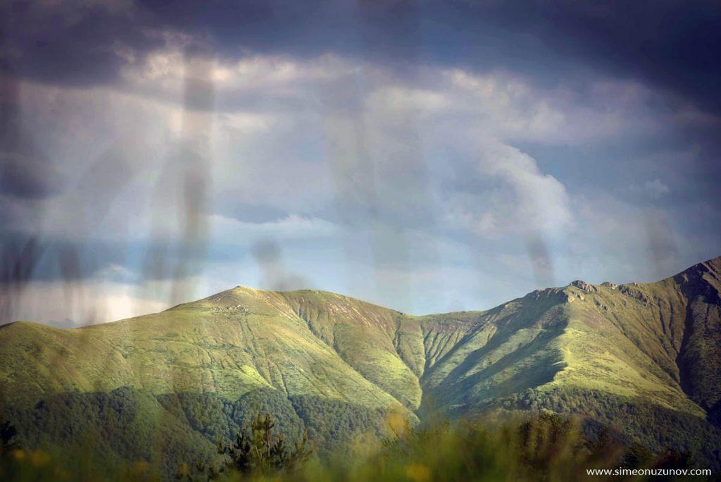 пейзажи от стара планина