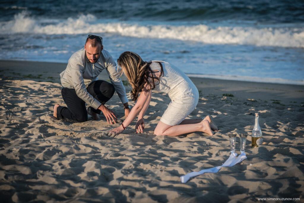 професионално фотозаснемане на сватба варна