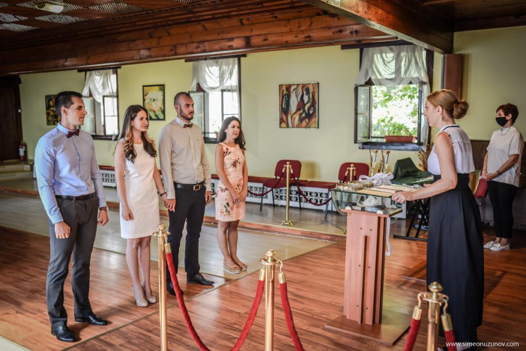 сключване на граждански брак варна
