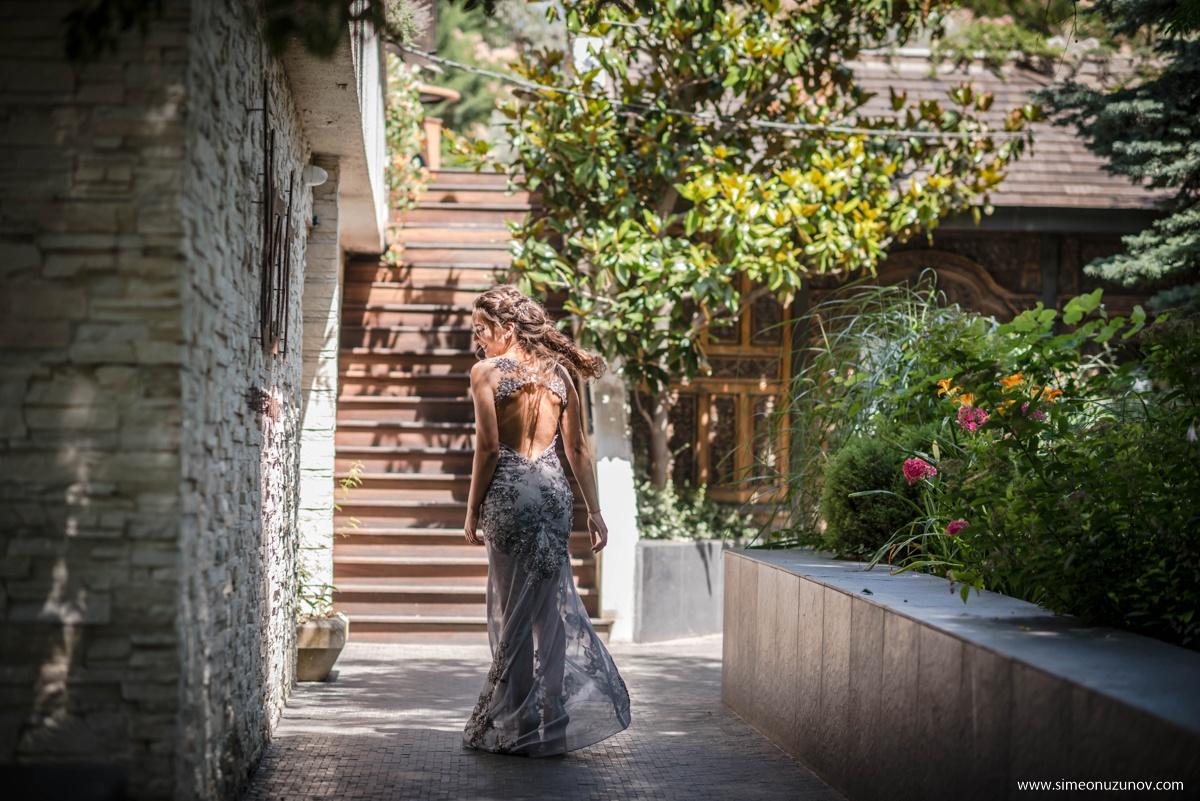 сватбена фотосесия варна