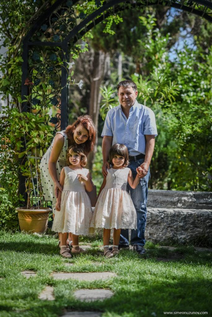 семейни фотосесии варна
