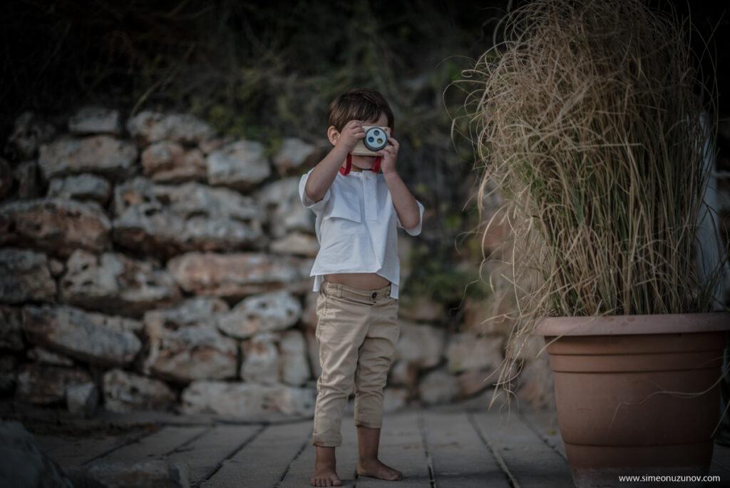 фотосесии на деца трейшън клифс