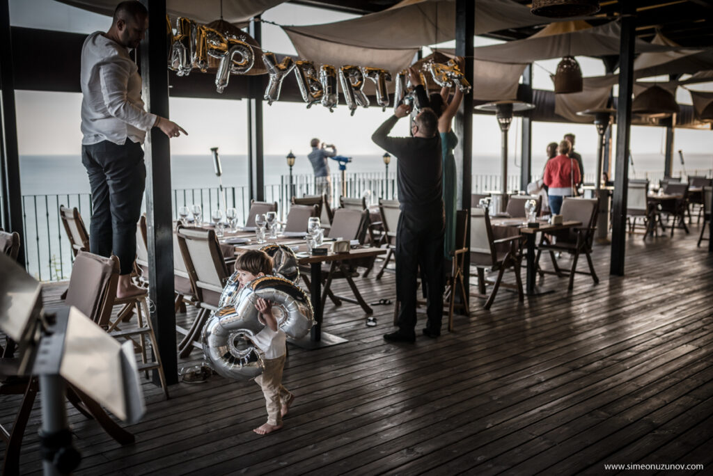фотозаснемане рожден ден ел балкон дел мундо