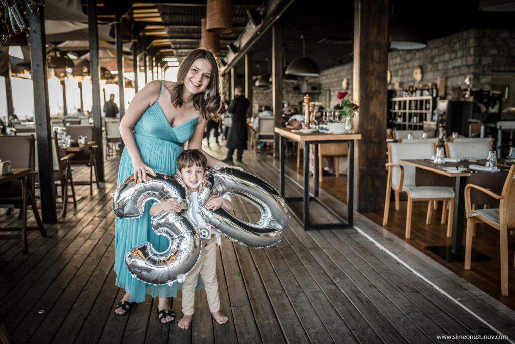 фотосесия рожден ден ел балкон дел мундо