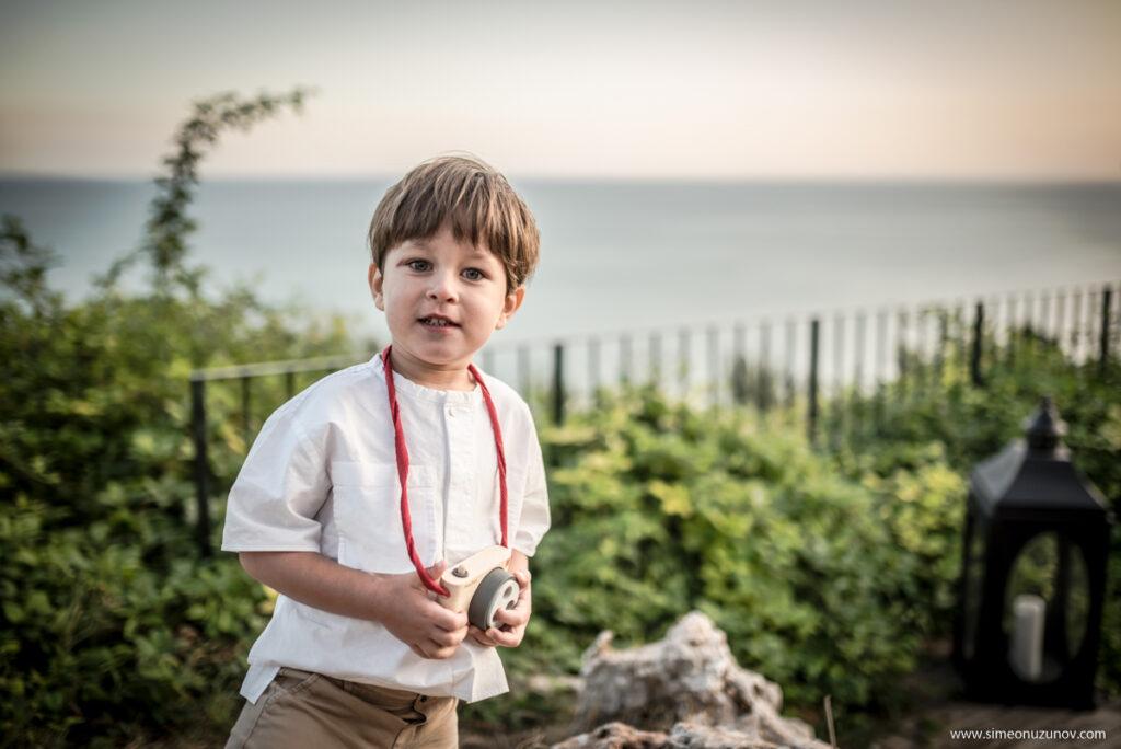 детска фотосесия варна калиакрия