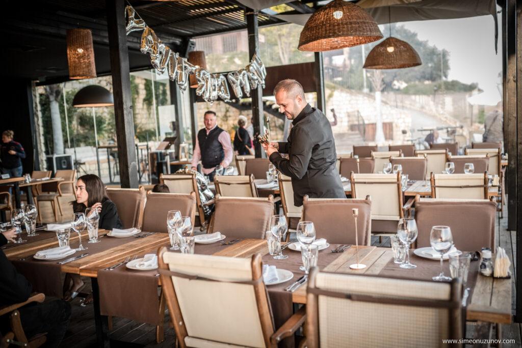 заснемане на рожден ден ресторант ел балкон дел бундо