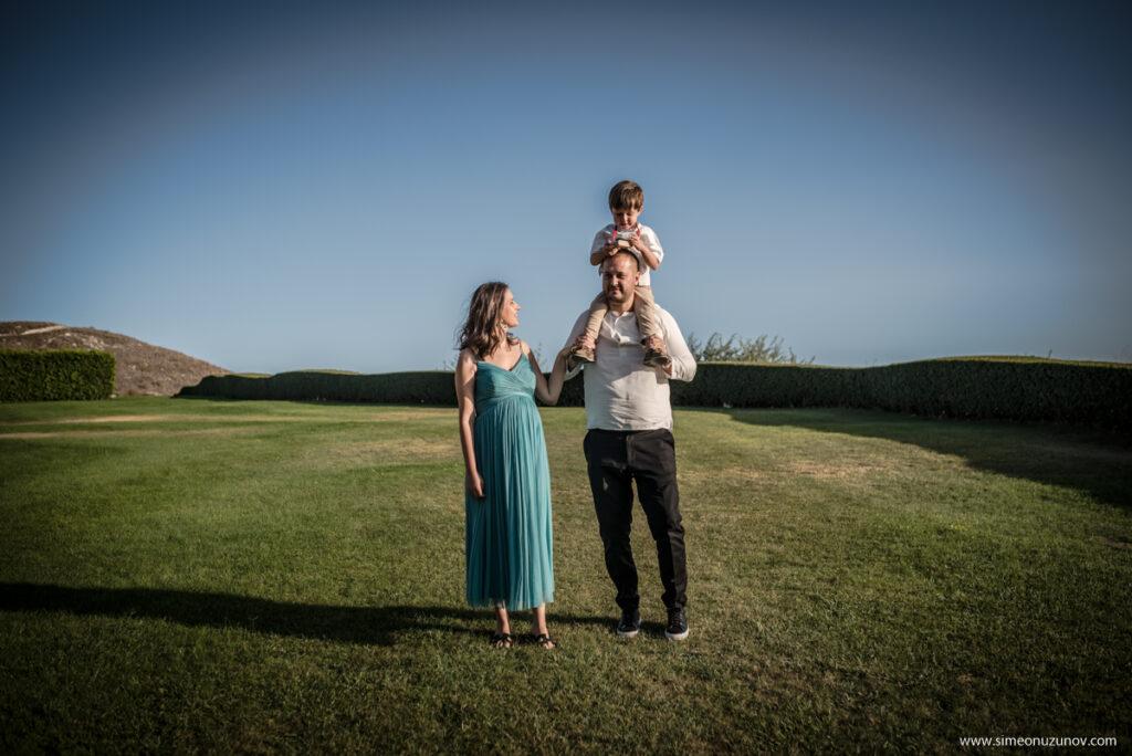 фотосесии на семейства трейшън клифс