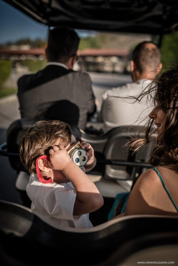 portrait photography Thracian Cliffs Golf & Beach Resort