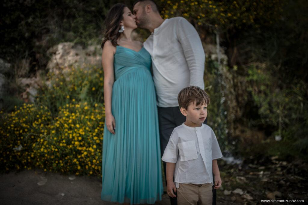 семейна фотосесия варна