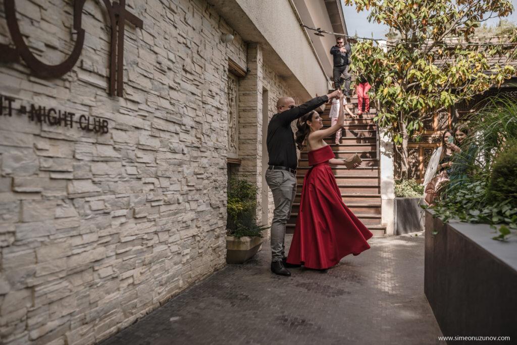 фотосесия влюбени варна